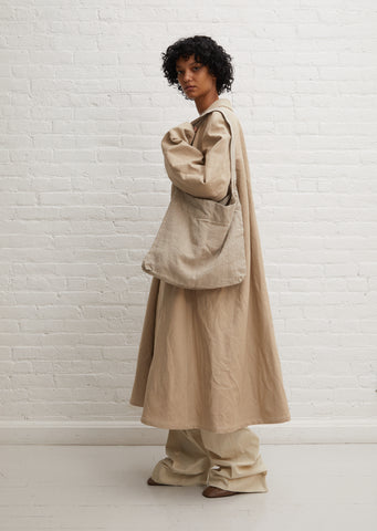 Cotton & Linen Overcoat
