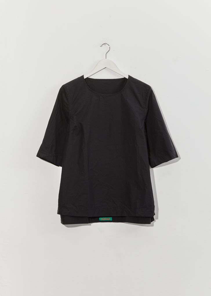 Simple Top - Cot — Black