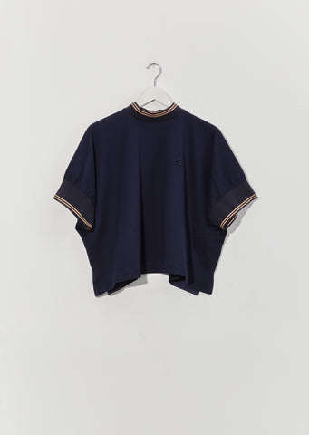 Cotton Jersey Pullover