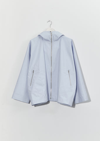 Cyril Cotton Twill Water Repellent Jacket