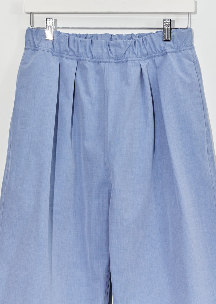 New Paloma Double Twisted Cotton Pants
