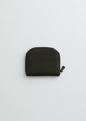 Kettle Zipper Wallet — Thin
