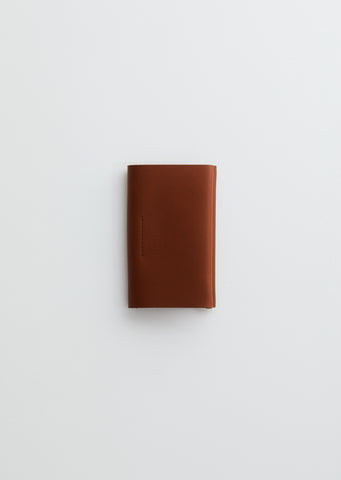 Card Holder — Brick Red
