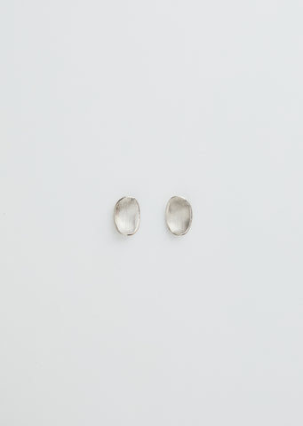 Large Ear Lobe Earrings