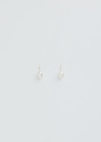 Petite Egg Drop Earrings