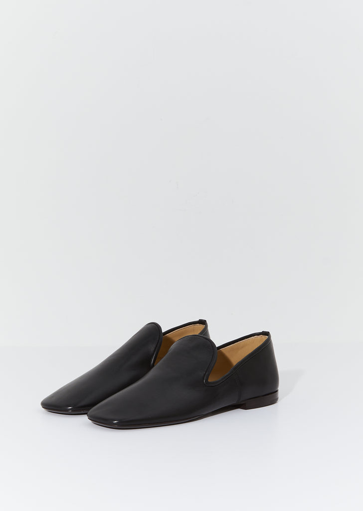 Soft Loafer — Black