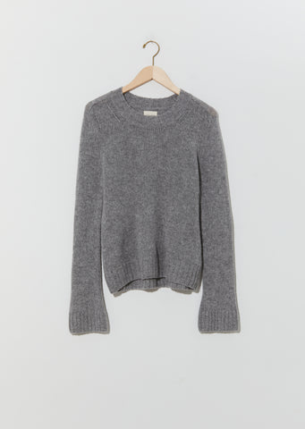 Mary Jane Cashmere Pullover