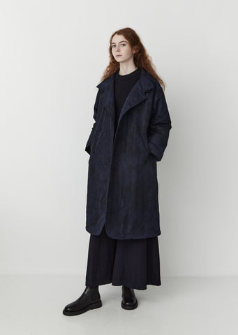 Kagozome Oxford Coat