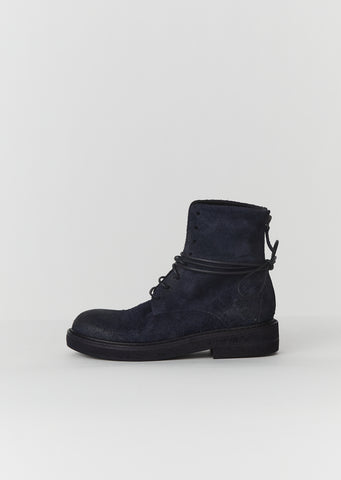 Parrucca Suede Lace Up Boots
