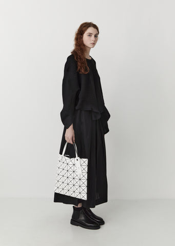 Lucent Tote — White