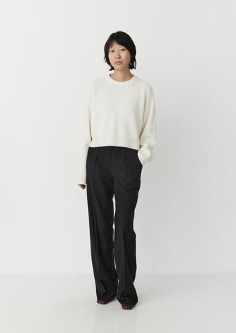 Sbiru Trousers — Black