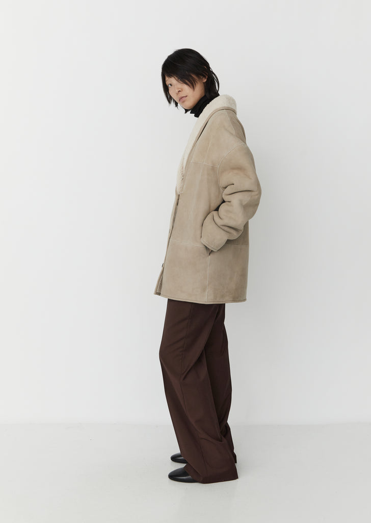 Cebu Shearling Jacket