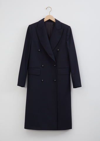 Clarissa Coat — Navy