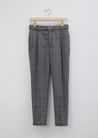Pierre Tropical Wool Pants