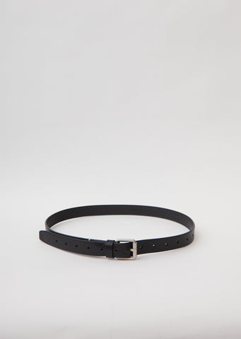 Reversed Thin Belt