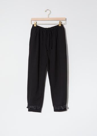 Jersey Drop Bite Jogging Pants