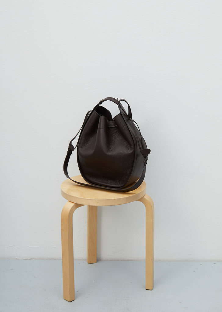 Drawstring Hobo Bag