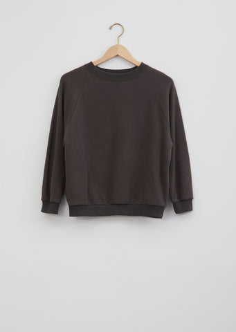 Studio Sweatshirt — Charcoal