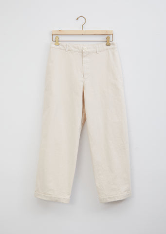 The Bricklayer Trouser — Raw