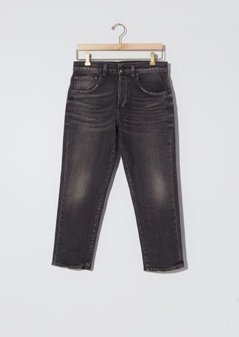 Shorty Jeans — Black Stone