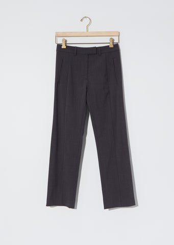 Wool Seamed Trouser
