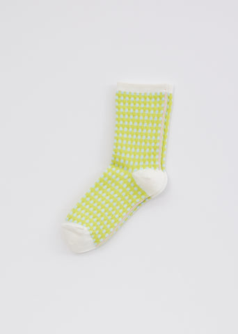 Karamelli Socks — Yellow