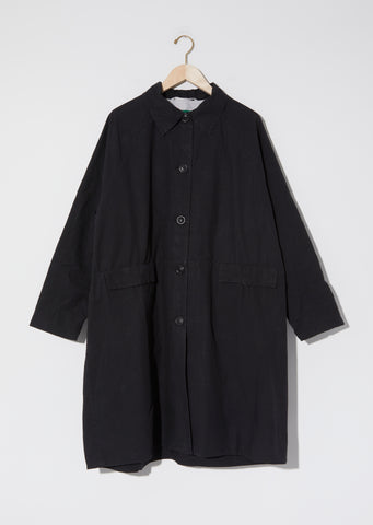 Cotton Olif Coat