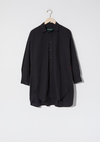 Christy Tata Shirt — Black