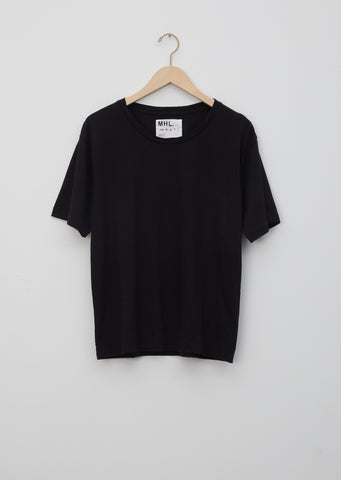 Cotton Linen Loose T-Shirt