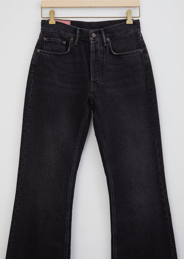 "1992F Vintage Black 5-Pocket Jeans — 32"" Inseam"
