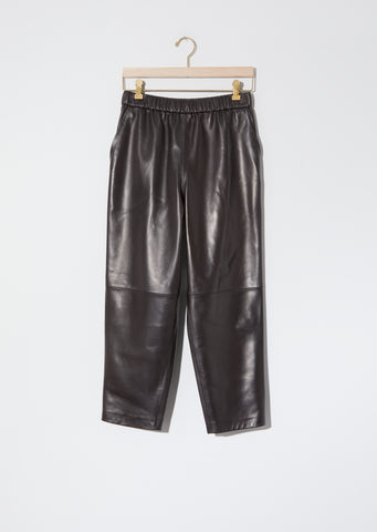 Pijama Leather Pants