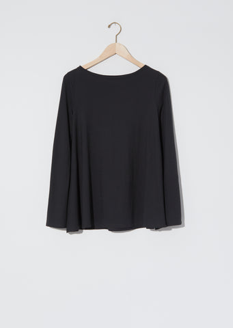 Jersey Flared Tee
