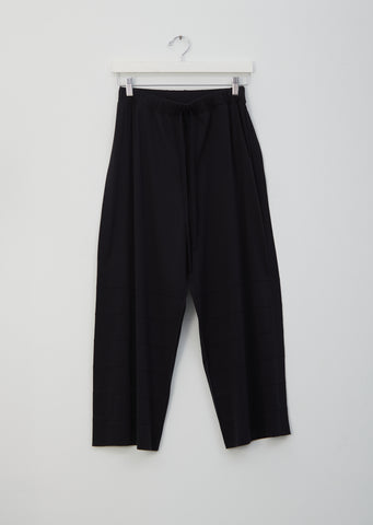 A-POC Pleated Wideleg Pant