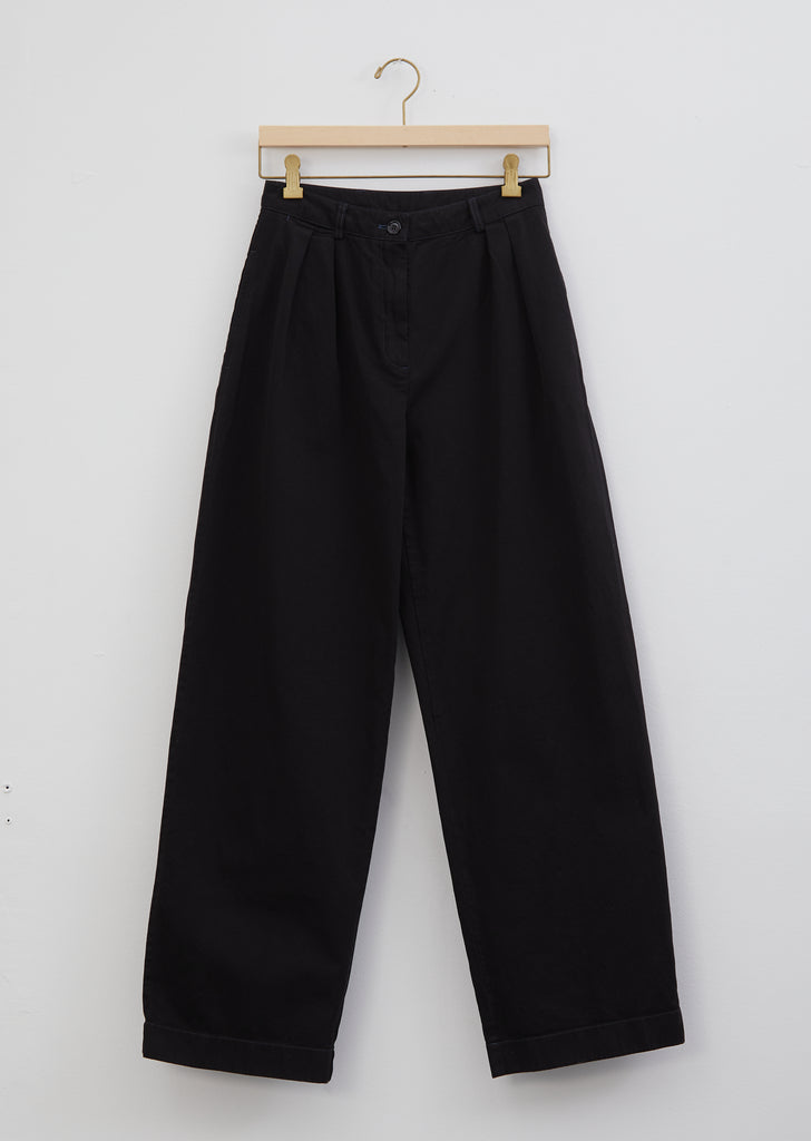 Pavi Cotton Twill Trousers