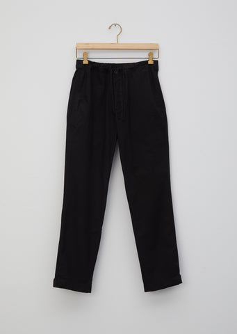 Cotton Drawstring Sports Trouser