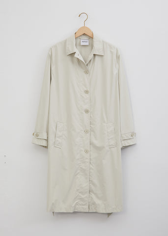 Nylon Mac Trench