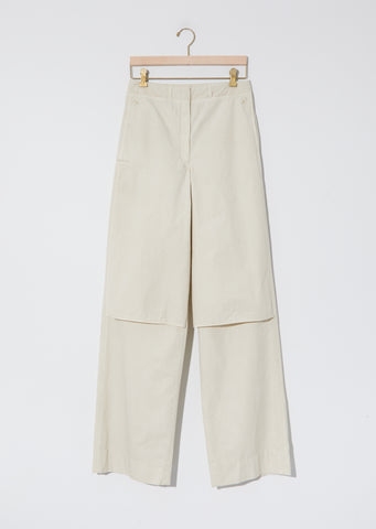 New Cargo Pants — Light Mastic