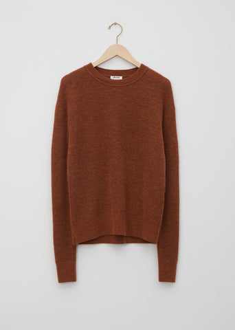 Kinzie Light Alpaca Rib Sweater