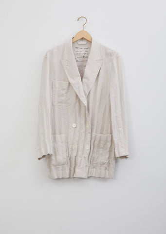 Jay Linen Suit Jacket