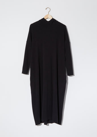 Long Hooded Dress JP