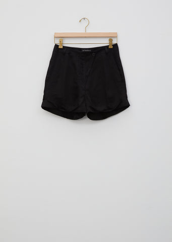 Soft Satin Shorts