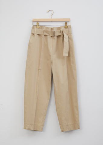 Cosy Belted Trousers