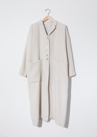 Long Coat WL — Oatmeal