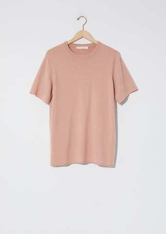Tee Sweater — Tea Rose