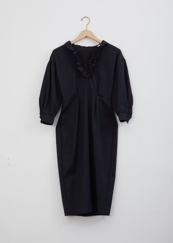 Lydia Frill Collar Dress