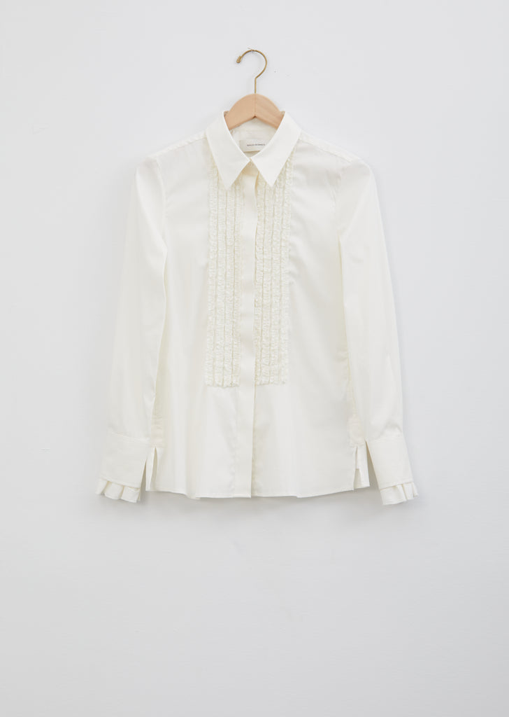 Danzon Ruffle Dress Shirt