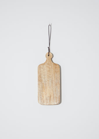 "Mango Wood Chopping Board — 9.34"" x 3.7"""