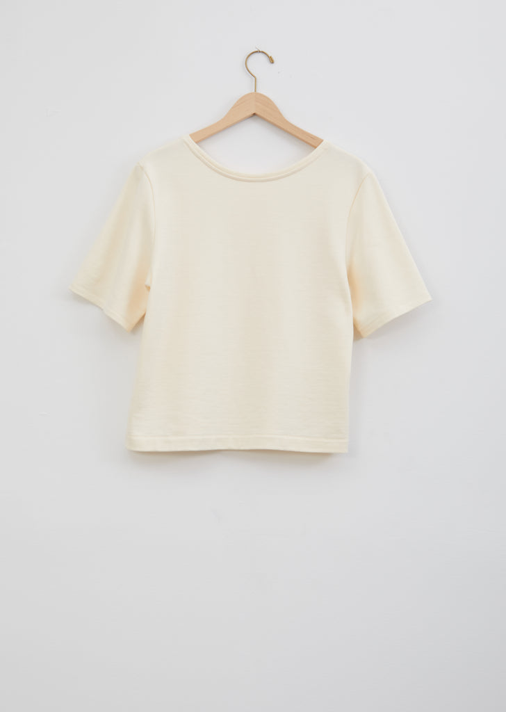 Cotton Terry Drafting Tee