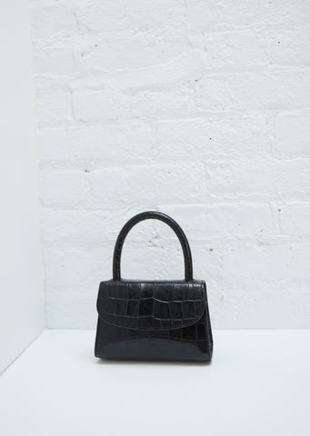 Mini Bag — Black