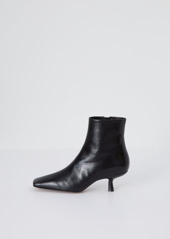 Lang Ankle Boots — Black